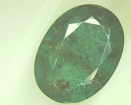 3.83cts  Emerald , 100% Natural Gemstone