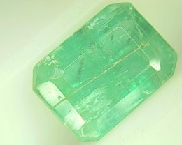 3.21cts  Emerald , 100% Natural Gemstone