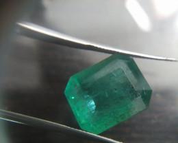 9.20cts Zambian Emerald , 100% Natural Gemstone