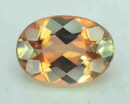 1.20 Carats Natural Double Shade Color Andalusite Gemstones