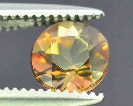 0.65 Carats Natural Double Shade Color Andalusite Gemstones
