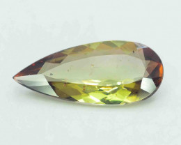 3.65 Carats Natural Double Shade Color Andalusite Gemstones