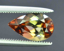 1.60 Carats Natural Double Shade Color Andalusite Gemstones