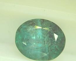 3.04cts  Emerald , 100% Natural Gemstone
