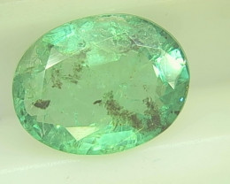 2.86cts  Emerald , 100% Natural Gemstone