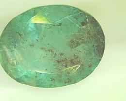 4.02cts  Emerald , 100% Natural Gemstone