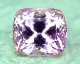 NR Auction - 23.00 cts Natural Pink Color Kunzite Gemstone