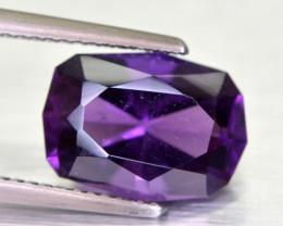 3.80 Cts Amazing Dark Purple Amethyst @ Brazil