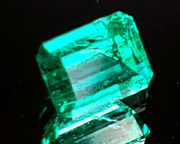 .86ct Colombian Emerald