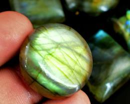 Genuine 235.00 Cts Amazing Flash Labradorite Gems