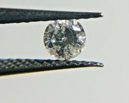 ALMOST 1/2 CARAT PAIR OF SUPER PRICED SUPER FIRE DIAMONDS (1025)