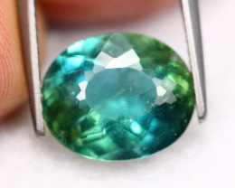 3.86Ct Natural Color Changing Green Apatite ~ B2112