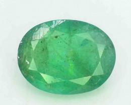 Top Color 1.75 Cts Natural Emerald Gemstones