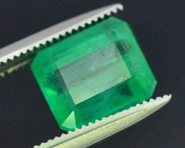 2.55 cts Super Top Quality Emerald Gemstone Panjsher