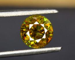 1.45 cts Full Fire Sphene Titanite Gemstone