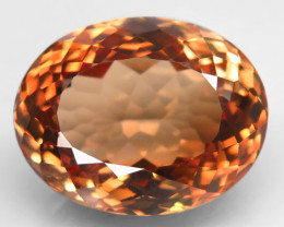 24.51 ct. 100% Natural Topaz Brazil - IGE Certified