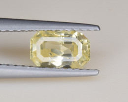 Natural Sapphire 1.12 Cts