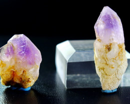 120 ct Unheated ~ Natural Purple color Amethyst Crystal