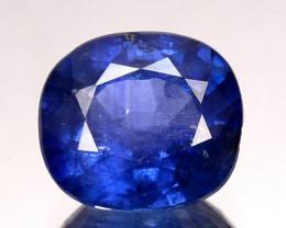 ~CERTIFIED~ 1.460 Cts Natural Blue Sapphire Oval Cut Sri Lanka