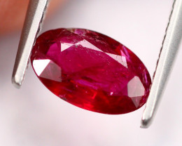 1.02Ct Natural Vivid Pigeon Blood Red Ruby A2203