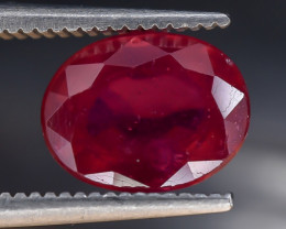 2.75 Crt Composite Ruby Faceted Gemstone (R9)