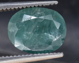 2.17 Crt Rare Grandidierite Faceted Gemstone (R9)