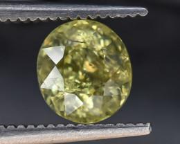 1.35 Crt Mali Garnet Faceted Gemstone (R9)