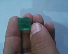 17.11cts  Emerald , 100% Natural Gemstone