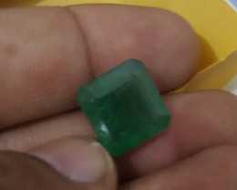 10.90cts Colombian  Emerald , 100% Natural Gemstone