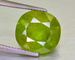 8.25 Cts  Amazing Apple Green Sphene @ Africa