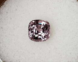 2.74ct Pinkish purple Spinel