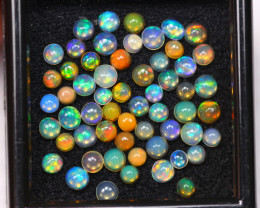 6.00cts Natural  Ethiopian Welo Solid Opal Lot /09
