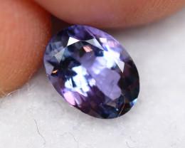 1.12cts Natural Violet Blue Tanzanite /10