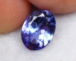 1.09cts Natural Violet Blue Tanzanite /01