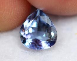 1.06cts Natural Violet Blue Tanzanite /03