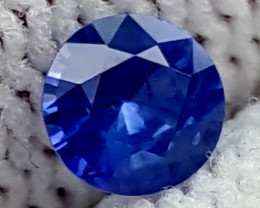 0.35CT BLUE SAPPHIRE  BEST QUALITY GEMSTONE IGC47