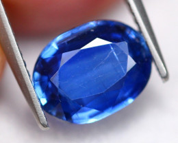 2.98Ct Natural VS Clarity Himalayan Blue Kyanite ~ B2314