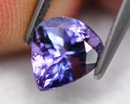 1.37Ct Natural VS Purplish Blue Tanzanite ~ E2312