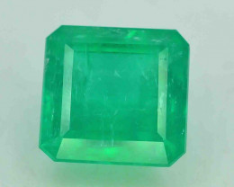 4 cts Top Grade Panjshir Emerald Gemstone