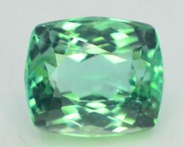 10.35 Ct Green Spodumene Gemstone From Afghanistan