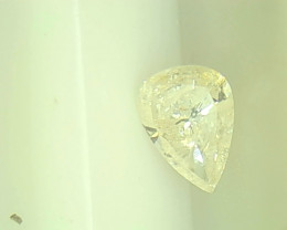 0.27ct K/I1  Diamond , 100% Natural Untreated