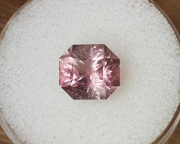 5,50ct Bicolour Tourmaline - Master cut!