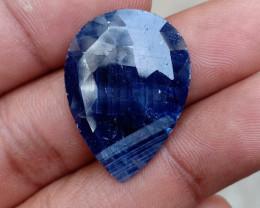 BLUE SAPPHIRE ROSE CUT GEMSTONE Natural+Untreated VA2632