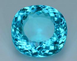 Flawless Clarity 15.88 ct  Paraiba Tourmaline