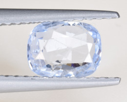 Natural Sapphire 1.06 Cts Heated Only