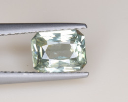 Natural Sapphire 1.12 Cts Heated Only