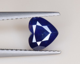 Natural Sapphire 1.14 Cts Heated Only