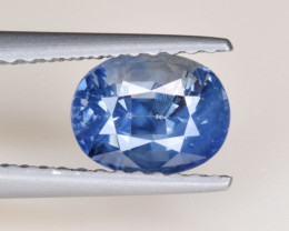 Natural Sapphire 1.62 Cts Heated Only
