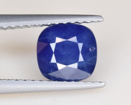 Natural Sapphire 2.06 Cts Heated Only