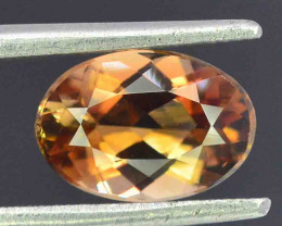 1.50 Carats Natural Double Shade Color Andalusite Gemstones